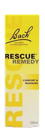 Natur Rescue Remedy Centro Bach 20 Ml