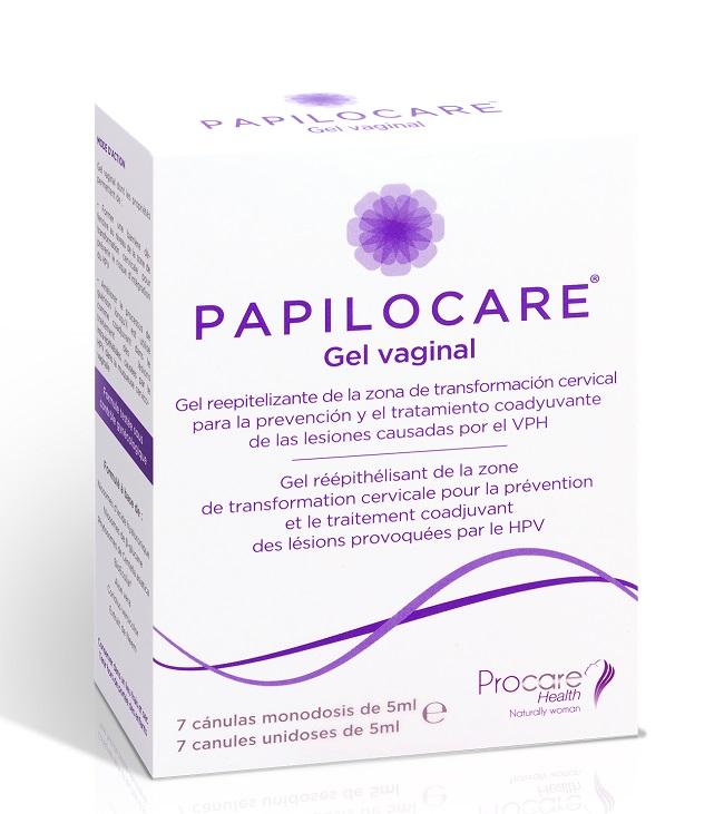 Shionogi Papilocare Gel Vaginale 7 Cannule Monodose Da 5 Ml