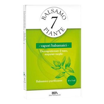 Zeta Farmaceutici Balsamo 7 Piante Vapori Balsam