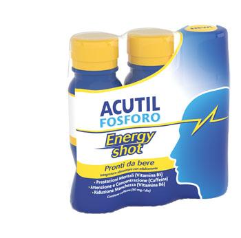 Angelini Acutil Fosforo Energy Shot 3 X 60 Ml