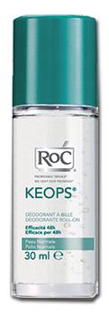 Johnson & Johnson Roc Keops Bundle Deodorante Roll-on 30 Ml X 2 Pezzi