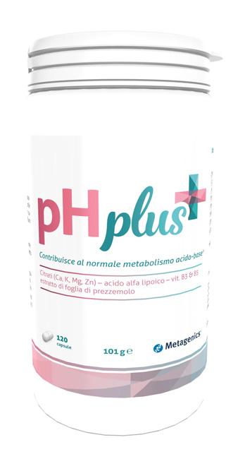 Metagenics Belgium Bvba Ph Plus 120 Capsule