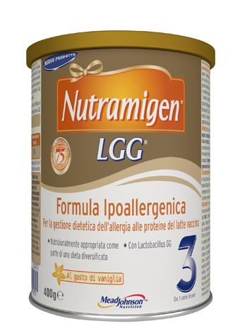 Reckitt Benckiser H.(it.) Nutramigen 3 Lgg Polvere Vaniglia 400 G