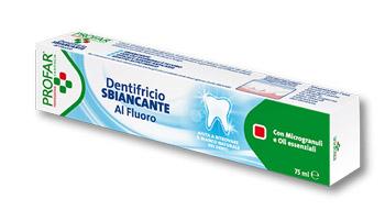 Federfarma.co Dentifricio Sbiancante 75 Ml Profar