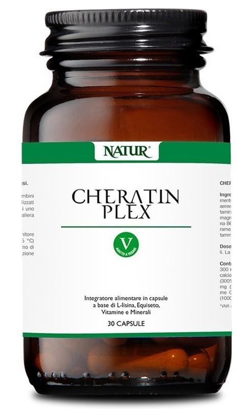 Natur Cheratin Plex 90 Capsule