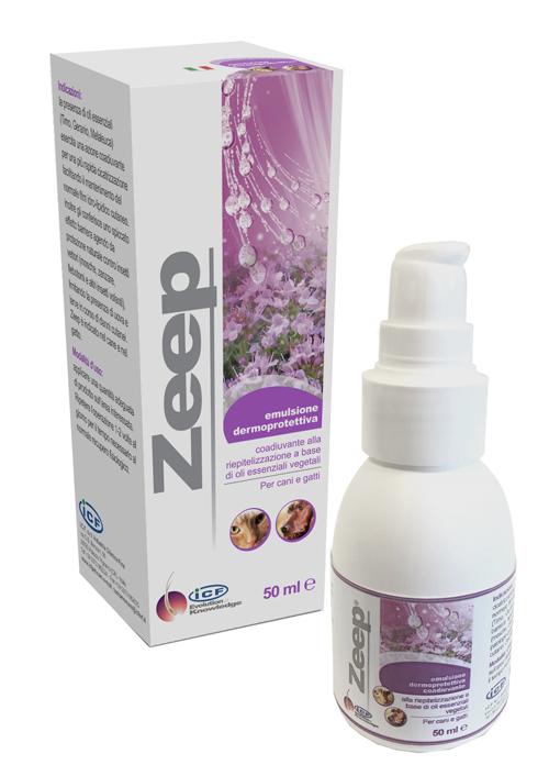 I.c.f. Ind.chimica Fine Zeep Emulsione Ristrutt 50ml