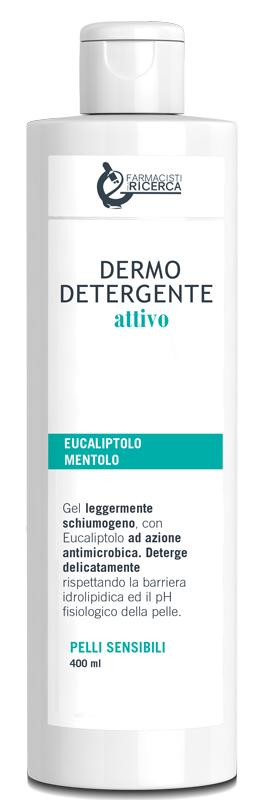 Ubifarma Dermo Detergente Attivo 400 Ml