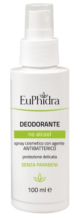 Zeta Farmaceutici Euphidra Deo No Alcool