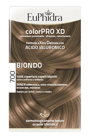 Zeta Farmaceutici Euphidra Colorpro Xd700 Biondo