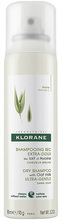 Klorane (pierre Fabre It.) Klorane Shampoo Secco Extra delicato All avena 150 M