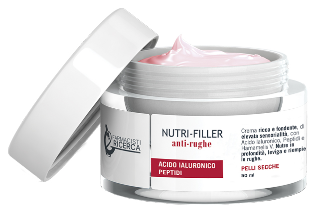 Ubifarma Crema Nutriente Filler 50 Ml