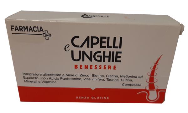 Ubifarma Capelli E Unghie 30 Compresse