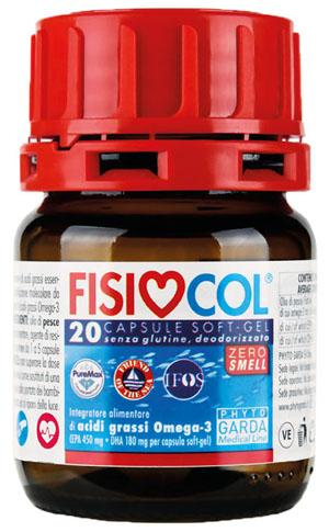 Phyto Garda Fisiocol Omega 3 20 Capsule