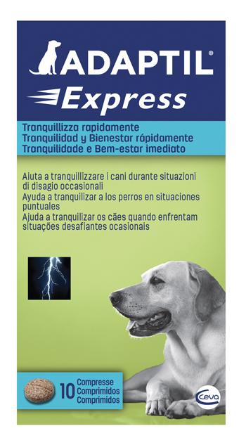 Ceva Salute Animale Adaptil Express 10 Compresse