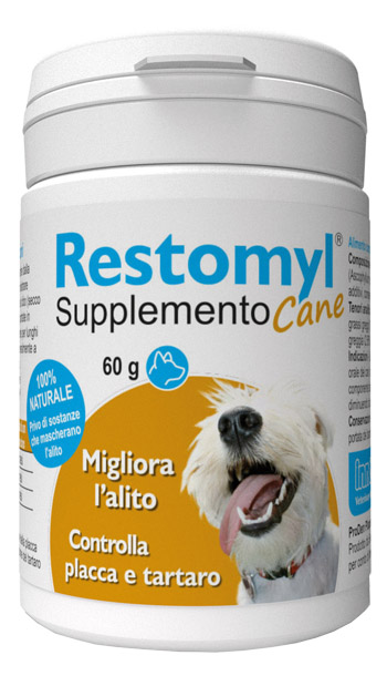Innovet Italia Restomyl Supplemento Cane Flaconcino 60 G