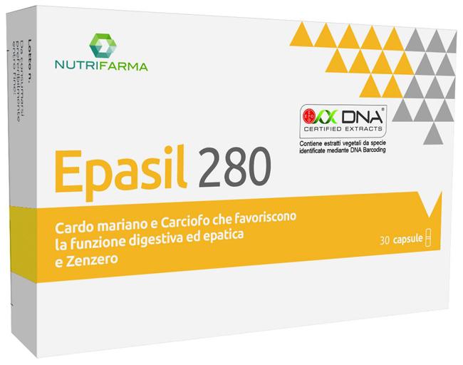 Aqua Viva Epasil 280 30 Capsule