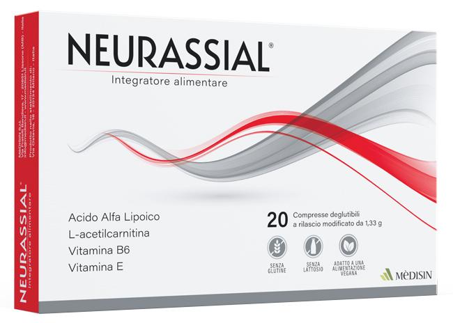 Medisin Neurassial 20 Compresse
