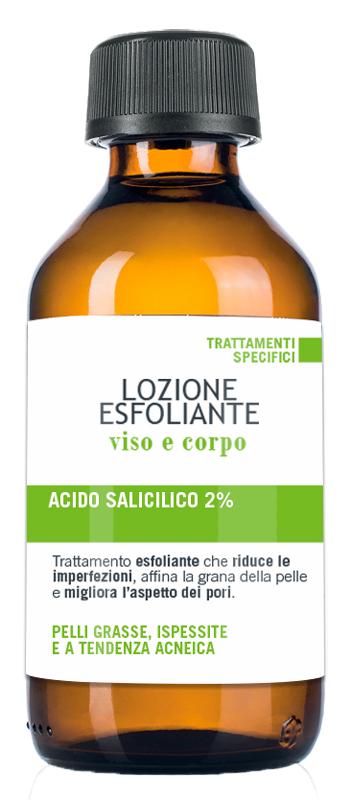 Ubifarma Lab.ricerche Biochimiche Lozione Esfoliante Acido Salicilico 2 100 Ml