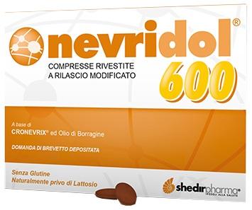 Shedir Pharma  Unipersonale Nevridol 600 30 Compresse