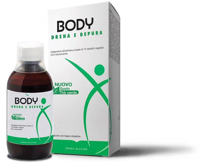 Ubifarma Lab.Ricerc.Biochimiche Body Drena E Depura 500 Ml