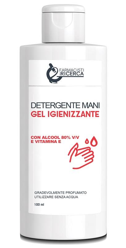 Ubifarma Lab.ricerc. Biochimiche Fpr Gel Detergente Mani Igienizzante 100 Ml
