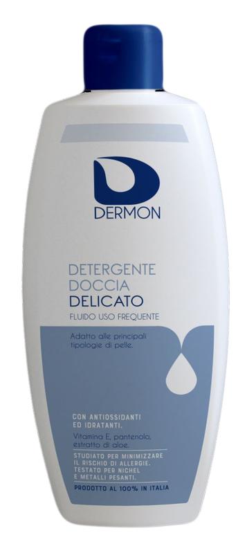 Alfasigma Dermon Detergente Doccia Delicato Uso Frequente 400 Ml