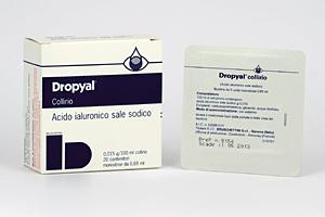 Dropyal 0,65 Ml Collirio, Soluzione 20 Contenitori Monodose