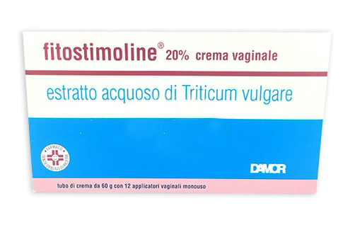 Fitostimoline 20% Crema Vaginale Tubo Da 60 G