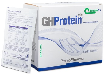 Promopharma Gh Protein Plus Cacao 20 Bustine