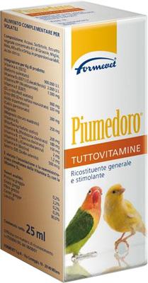 PIUMEDORO TUTTOVITAMINE 25ML