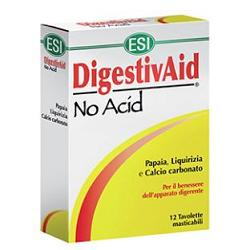 DIGESTIVAID NO ACID 12 TAVOLETTE