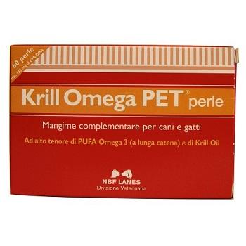 KRILL OMEGA PET 60PRL