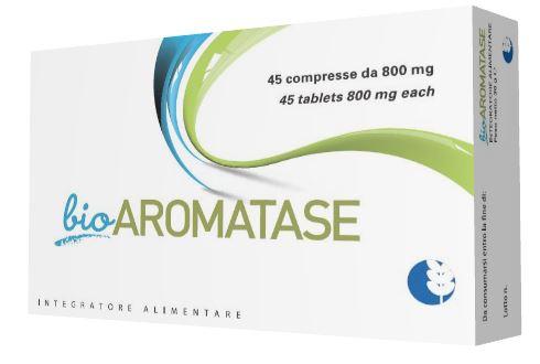 BIOAROMATASE 45 COMPRESSE