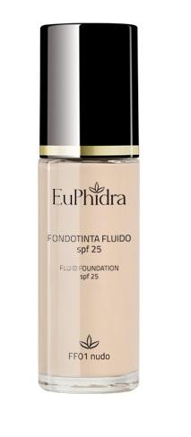 EUPHIDRA SC FONDOTINTA FLUIDO FF01 NUDO