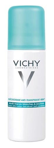 VICHY DEODORANT ANTI-TRANSPIRANT ANTI TRACES 125 ML