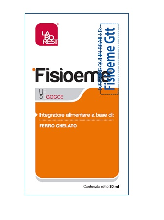 FISIOEME GOCCE 30 ML