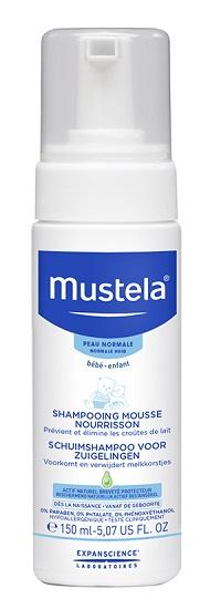 MUSTELA SHAMPOO MOUSSE 150ML