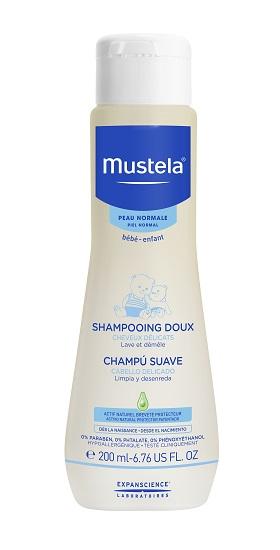 MUSTELA SHAMPOO DOLCE 200ML