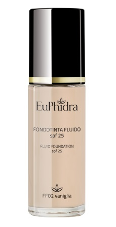EUPHIDRA SC FONDOTINTA FLUIDO FF02 VANIGLIA